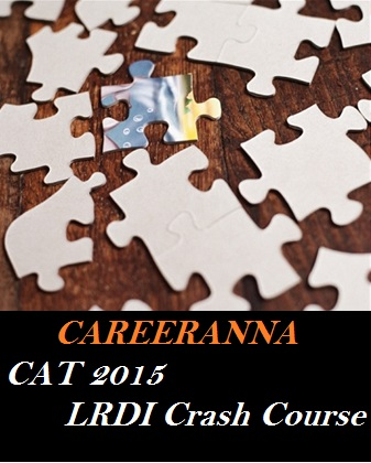 Career Anna CAT 2015 New Pattern based Crash Courses