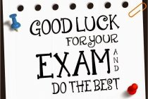 all the best