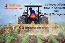 Top MBA Colleges in India for Agriculture and Rural Management