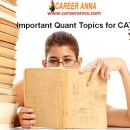 Important Quant Topics for CAT XAT IIFT SNAP NMAT