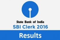 SBI Clerk Prelim Result 2016 and Mains Call Letter