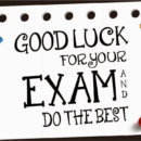 All the Best for CAT 2016