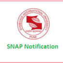 SNAP 2017 Registration and Exam Date Announced