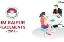 IIM Raipur Placement 2019