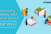 Reading habit to boost CAT 2019 score