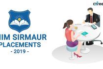 IIM Sirmaur Placement 2019