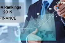 MBA Finance Rankings 2019