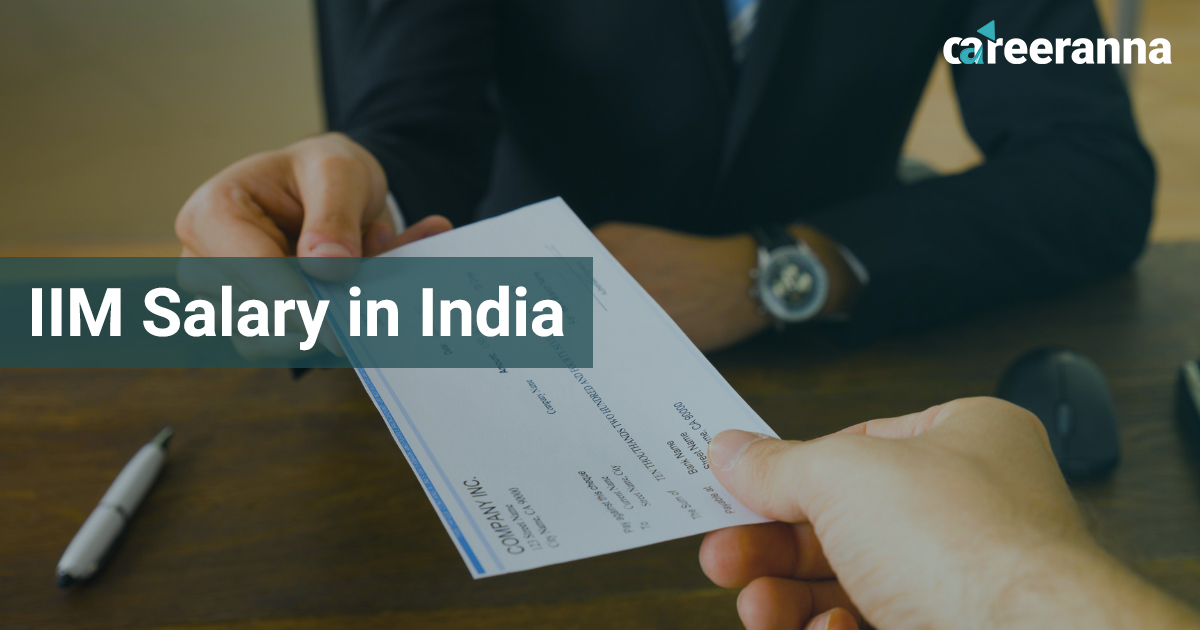 Infographics] IIM Salary in India: Highest, Average and Median