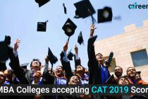 MBA colleges accepting CAT 2019 score