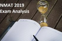nmat 2019 window 1 analysis