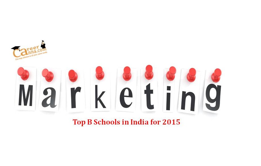 Career Anna Rankings 2015: Best B Schools for Marketing in India