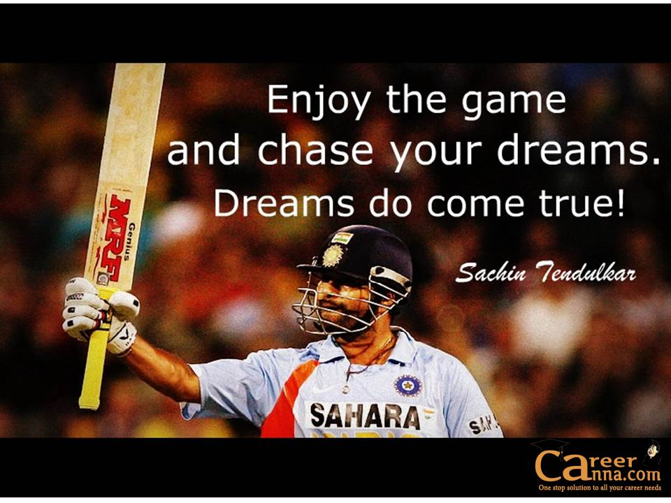 Ten Management Lessons from Sachin Ramesh Tendulkar