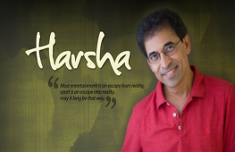 Harsha Bhogle - Leading the Way to Follow Passion