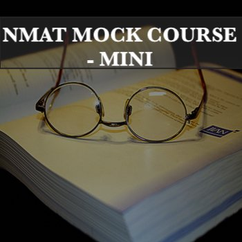 NMAT Mock Course Mini